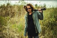 Chris Cornell / Chris Cornell - talented singer and musician, not to mention handsome and sexy! / by Karen - Cat's Eye Originals
