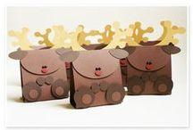 Glaedelig Jul / Christmas Crafts / by Diana Jensen