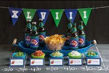Party | Super Bowl
