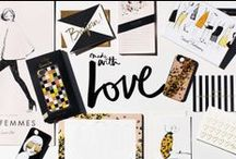 Rifle Paper Co. / Rifle Paper Co. is a stationery and gift brand based in Winter Park, Florida founded by husband and wife team, Anna and Nathan Bond. Their work feature Anna's whimsical designs which often include hand-painted illustrations and lettering to compose a style that feels both nostalgic and timeless.  / by Hygge & West