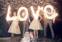 Wedding Ideas We Love / A collection of ideas that make our hearts flutter. / by Evermine