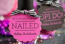 Bachelorette Party Ideas / Bachelorette Party Favors, Gifts and Decoration Ideas / by Evermine-personalized paper goods