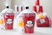 Bachelor Party Ideas / Bachelor Party Favors, Gifts and Decoration Ideas / by Evermine-personalized paper goods