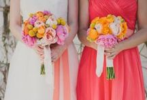 Neon / Add bright pops of neon to your wedding or party with this fun collection of inspiration! / by Evermine