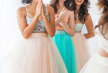 Bridal Party / by Melissa Ninegar