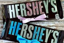 Gender Reveal Ideas / by Evermine-personalized paper goods