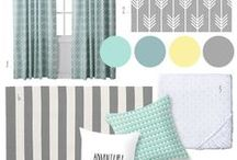 Nursery & Baby with Stacy Dutton / Having a baby? Take a peek at Evermine's art director Stacy Dutton's favorite nursery ideas and must-have baby registry items.