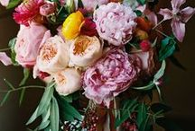 Floral Arrangements with Chana Scop / Looking for floral inspiration? Take a peek at Evermine Blog Contributor Chana's favorite flower arrangements for all occasions.