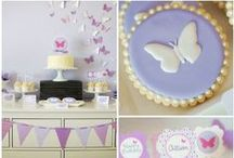 Girl Birthday Party Ideas / Recipes, ideas, tutorials, decor and more for little girl birthday parties! / by Evermine-personalized paper goods
