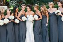 Romantic Grey / We're inspired by all shades of grey for your big day!  / by Evermine