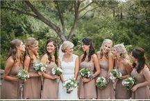 Toasted Almond / A beautiful trending pantone color for Weddings! Toasted Almond is timeless, soft and oh so elegant! This warm, earthy hue is perfect for a spring or summer wedding / by Evermine