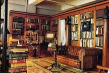 The Study / A man cave should not be a begrudgingly created corner of the house; the study should be an integral part of who a man is, and how he keeps his home.