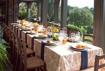 Dining Room / Entertaining / Where meals are shared and enduring friendships created.