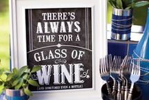 Bridal Shower Wine Tasting / Does the bride LOVE wine? Throw her a Bridal Shower Wine Tasting!  / by Evermine