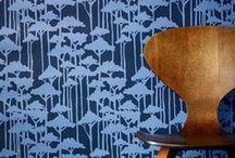 Eden & Eden for Hygge & West / Our first boutique collaboration! Eden & Eden wallpaper designed for Hygge & West.