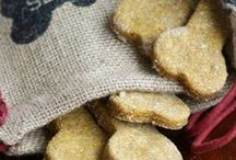 Dog Treats & Paw Wax / Goodies to make for your pet