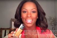 #FitMeFoundation / A source for reviews on Maybelline's Fit Me® Foundation