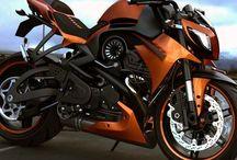 Motos / Motos estilosas