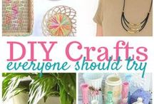 Crafts / Crafts and craft projects. DIY crafts. Crafting ideas. Craft ideas to try.