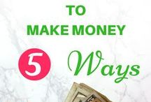 Business and Money Making / Tips for business, blogging & ways to make money. Business & blogging tips. Making money blogging.