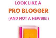 Starting A Blog / Make Money / Starting a blog. Ways to start blogging & make money blogging. Making money blogging.