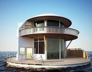 Tiny Homes & Spaces / Tiny Homes and spaces. Small homes and minimalist living. Small living spaces. Tiny home living.
