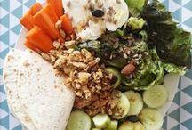 Recette Healthy / Voici des recettes végétaliennes et végétariennes