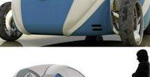 Car Design and Transports / Design e curiosidades sobre todo tipo de meio de transporte usado pelos humanos ou não tripulados, novos ou antigos e concepts designs.