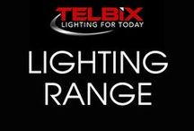 TELBIX LIGHTING RANGE / Check out our amazing lighting range for residential and commercial use. We have a huge range of top quality lights, for over 30 years we are one of the top lighting suppliers in Australia! We are a wholesaler, so please make sure you visit one of our stockists around Australia (see our website for stockists) to order our lights for you!