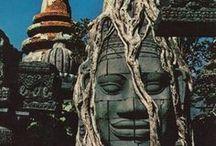 temple, divinité