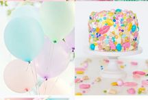 Parties and Celebrations / Party decor, ideas, and inspirations.