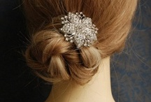 Wedding Hair and Make-Up / by Fräulein C.