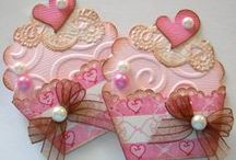 Scrapbooking, cards, etc. / by Kathleen Row