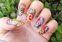 Cool Nails / by Robin W