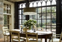Dining Room Day Dreams