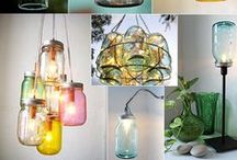 Recycling/ Up-cycling- In & Outdoors / by Kellie Anne King