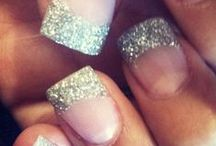 Caring for your nails / by Kellie Anne King