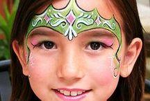 Face Paint / by Amanda Lyons