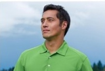 My Golf Clothing Collection / For true golf players and lovers / by Alvano Richie