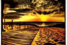 Sun and sunsets / by Marla Curtin