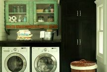 Laundry/mud rooms / by Brittany