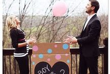 Baby- Gender Reveal Party / by Becky Simpson