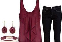 If I Were a Fashionista... / Wardrobe Styles