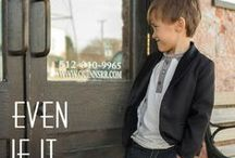 Sewing for Kids - Girls and Boys  / by Melissa (Melly Sews)