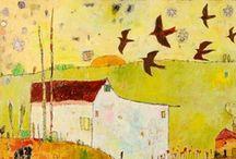 blackbirds flying / by Anna Macedo