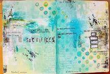 Arts & Crafts - Art Journal