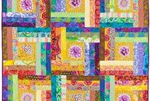 Quilting - Log Cabins / by Daisy Christopherson