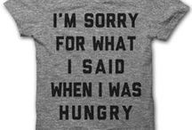 I'm Sorry for what i said when i was hungry / #Recipe from the web..