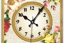 Ahşap Saatler / Ahşap saat modelleriyle duvarlarına şıklık katmak isteyenler için birbirinden zevkli tasarımlar...
