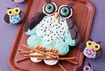 Owl Theme Baby Shower / by Erin Everett